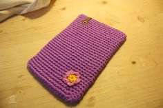 Hand Made,  Mini I Pad cover :)