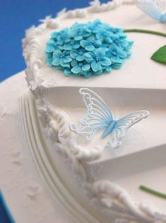 Royal Icing Butterfly