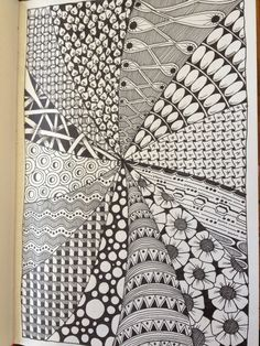 Art Discover Doodlen adult coloring books in 2019 zentangle zentangle drawings art dra Dibujos Zentangle Art Zentangle Drawings Mandala Drawing Doodles Zentangles Zentangle Patterns Doodle Drawings Mandala Art Doodle Art Zen Doodle Patterns Doodle Art Drawing, Zentangle Drawings, Mandala Drawing, Doodles Zentangles, Pencil Art Drawings, Mandala Art, Zen Doodle, Drawing Ideas, Doodle Patterns