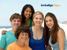 Does you teen want an alternative to metal braces? See if invasalign teen is your answer! Invisalign, Types Of Braces, Teeth Alignment, Supplements For Hair Loss, Teen Friends, Orthodontics, Dentistry, Therapy, Al Dente