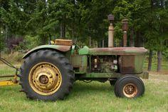 farm tractor | John Deere Model 5010 Farm Tractor