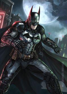 Batman: Arkham Knight by dennyibnu.deviantart.com on @DeviantArt
