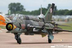 3612 - Sukhoi Su-22M4 Fitter - 40 ELT, Polish Air Force