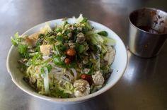 Com hen, Clam rice in Hue, Vietnam