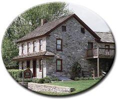 Historic Revere Tavern - Paradise - Lancaster County, PA