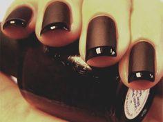 Easy Matte Nails