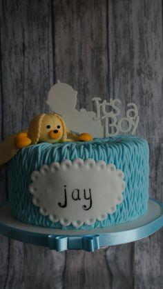 It's a boy! - Cake by NormaToffeTaarten
