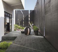 Outdoor tile / garden / for floors / porcelain stoneware BASIC Cerdomus Ceramiche