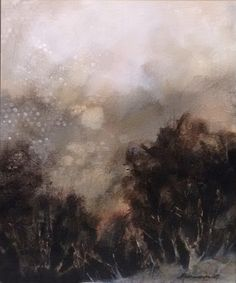 Into the mist. Mists, Paintings, Oil, Paint, Painting Art, Painting, Painted Canvas, Drawings, Grimm