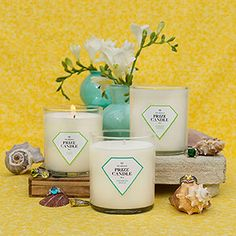Prize candle - Has a ring in every candle valued from $10-$5000!