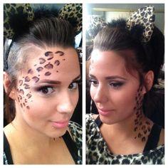 DIY Halloween Makeup : Halloween makeup