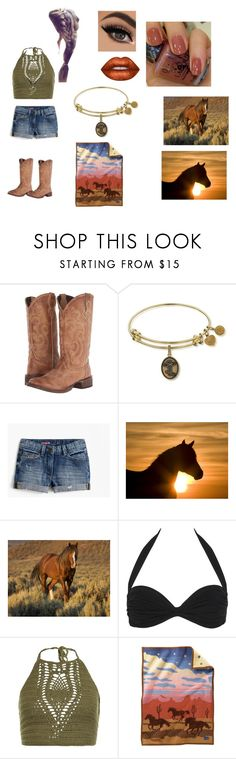 """""""Untitled #277"""" by lil1daffodil2baby3girl4 ❤ liked on Polyvore featuring Roper, J.Crew, Norma Kamali, New Look, Pendleton, Lime Crime and OPI"""