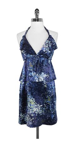Edun Silk Halter Dress