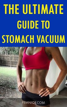 Share this post Isn't there a much easier way to get a flat sexy stomach and smaller waist? Crunches, leg lifts and oblique workouts! Just hearing the names alone can get you tired and exhausted before you even start. But don't get it wrong they do work,they just take a lot of effort. If you … Read More →