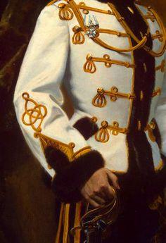 Victorian era uniform.