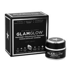 GLAMGLOW® YOUTHMUD® Tinglexfoliate Treatment 50g - makes skin clear, soft and glowy - perfect pampering product