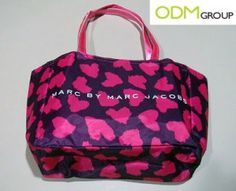 Giveaways by Marc Jacobs: Tote Bag