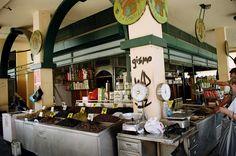 Modiano market - Thessaloniki Located nearby Tsimiski street, Greece