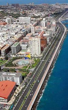 Las Palmas de GRAN CANARIA. Islas Canarias. España