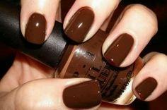Brown... My favorite color