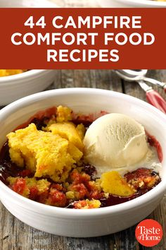 44 Campfire Comfort Food Recipes to Make on Your Next Camping Trip Mothers Day Desserts, Summer Desserts, Sweet Desserts, Pudgy Pie, Foil Pack Meals, Grilled Fruit, Classic Desserts, Cake Mix Recipes, Strawberry Cakes