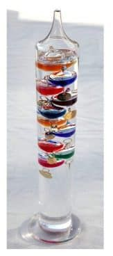 Large tall Free standing Galileo thermometer in Gift packaging Fast Deliver Gifts For Boys, Gifts For Him, Galileo Thermometer, Homemade Coconut Oil, Design Your Dream House, Diy For Men, Holiday Crafts For Kids, Silver Ornaments, Brass Color