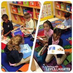 Teaching With Love and Laughter: Kindergarten Stations (Pictures and Links Included)