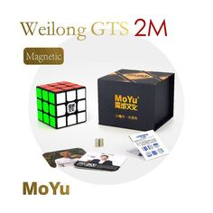 Moyu Weilong GTS2M - back in stock! - The Puzzle Store UK