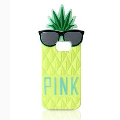 Jicheng Electronic Samsung Galaxy S6 Pineapple Case,3D Cute Victoria's Secret PINK big letters Glasses Fruit Pineapple Silicone Case for Samsung Galaxy S6 yellow Jicheng Electronic http://www.amazon.com/dp/B017Q3GGNS/ref=cm_sw_r_pi_dp_CqkZwb00518YY