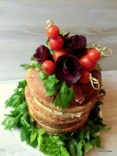 Pan di Pane: Farcitura e decorazione del Panettone Gastronomico...