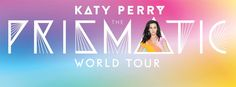 On tour with Katy Perry — Eric Racy