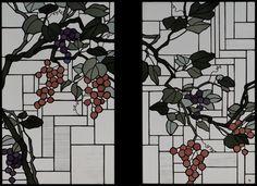 福田勝司が主宰するオーダーメイド工房の、和風を中心とするステンドグラス作品の大写真集です。  Glass studio TAPPU