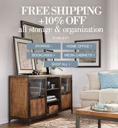 Georgine Saves » Blog Archive » Good Deal: Storage & Organization 10% Off + FREE Shipping