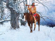 David Mann Winter Stillness