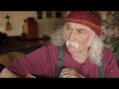 David Crosby Talks About His Impressive Acoustic Guitar Collection…and t. One That Got Away, The One, Clarence White, Bass Guitar Lessons, Dave Matthews Band, Cigar Box Guitar, Guitar Collection, Indie Movies, John Legend