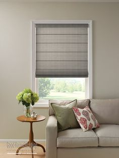 Good Housekeeping™ Roman Shades - traditional - roman blinds - san diego - by Blindsgalore