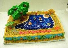 My Work Projects | Pinterest | Swimming Pool Cakes, Pools And Swimming