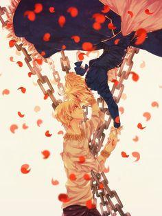 Saber & Gilgamesh | Fate Zero #manga