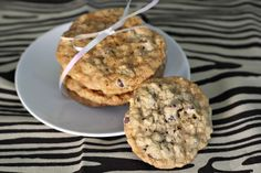 Potbelly Oatmeal Chocolate Chip Cookies… BEST. COOKIES. EVVVEEERRRRR.
