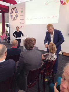 Provada 2015 - Corporatieplein met Eigen Haard, Parteon, Portaal, Staedion, Wonen Limburg en Woonbedrijf.