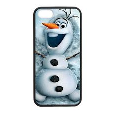 NEW DISNEY FROZEN OLAF IPHONE 5 5S TPU CASE COVER