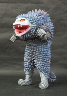 Kaiju and Anime Toys