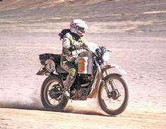 Yamaha Paris Dakar Rally | Yamaha 500 XT Documentary: Paris-Dakar Rally 1981