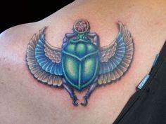 scarab by Rachel Gilbert