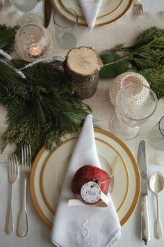 hunt, gather and host: a christmas brunch   Design*Sponge