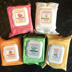 How to Get the Most from Burt's Bees Face Cleansing Towelettes #spon #crueltyfree   My Beauty Bunny