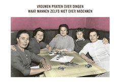 Kartoenfabriek Vrouwen Praten