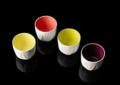 Homeware collection by Zaha Hadid » Retail Design Blog