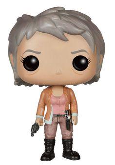 The Walking Dead POP! Vinyl Figur Carol Peletier 10 cm