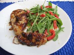 Sweet Soy & Ginger Fish